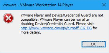 Hyper V and VMware virtual machines on Windows 10   001